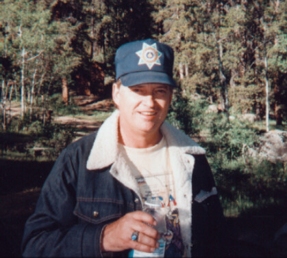 Picture - Ken Camping Rocky Mtns.
